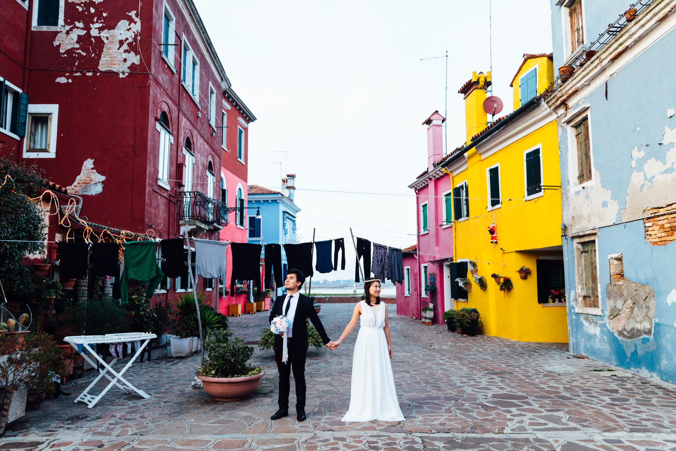 seance day after mariage venise italie destination photographer